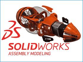 solidworks2016新功能/在装配体中镜像特征/传递到零件
