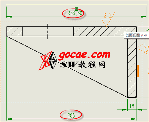 Solidwork工程图转换CAD后比例就变化怎么办?/SW的图纸比例/视图比例