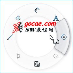 solidworks鼠标笔势如何使用?|SW鼠标快捷键