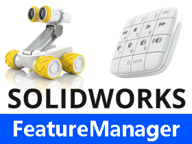 solidworks传感器怎么用?|SW基础FeatureManager