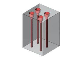 solidworks2017 新功能 高级孔 工具/SW2017异形孔工具