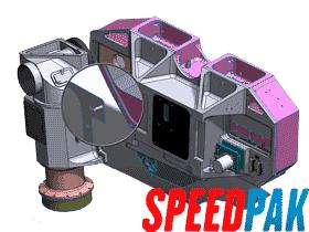 solidworks装配体中如何创建speedpak / SW配置Speedpak