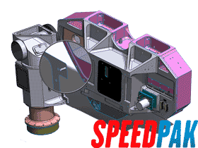 solidworks装配体 与speedpak相关的内容/ SW speedpak 配合更新和设置