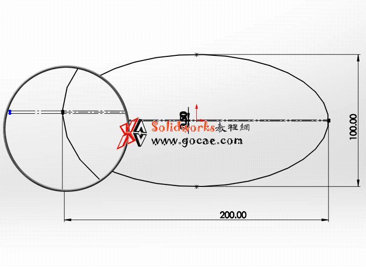 每日一练:#54 斜截椭圆柱管 solidworks 薄板放样   钣金视频教程