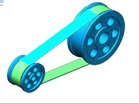每日一练:#82 | 平带轮和皮带如何建模| solidworks 初学基础视频教程