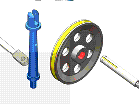 每日一练:#85 | 卧式蒸汽机的零件(3)| solidworks 初学基础视频教程