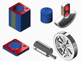 每日一练 #91 | DIY 6缸星形发动机的零件(2) | solidworks2020 初学基础视频教程