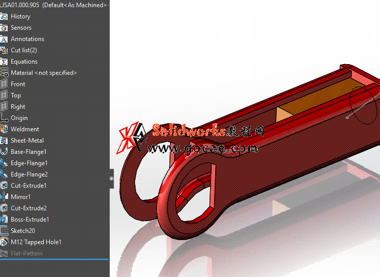 每日一练 #97 | 汽车千斤顶 | solidworks2020 机械设计 案例视频教程
