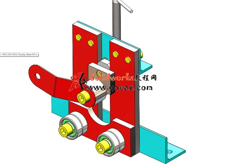 每日一练 #100 | DIY 微型滚圆机 | solidworks2020 机械设计 案例视频教程