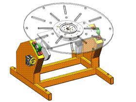 每日一练 #96 | 焊接变位机 | solidworks2020 视频教程