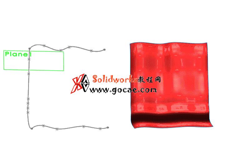 Solidworks入门教程:EB093 边界曲面 solidworks2020 视频教程