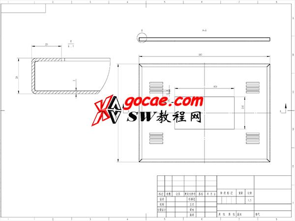 Solidworks入门教程:EB062 钣金-教程#4--斜接法兰-视频教程
