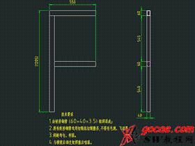 solidworks焊件-教程#4-矩形管结构件建模-视频教程