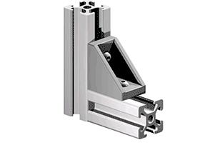 铝型材 solidworks零件库 标准件库 3D图纸 三维模型