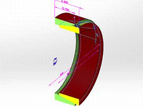 solidworks 标准件 #28 Z1型胀紧套 JB╱T 7934 3D模型零件库 标准查询