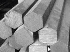 solidworks 标准件 #68 热轧六角钢 GB╱T 702 外形尺寸 solidworks 3D模型 三维零件库 最新标准查询