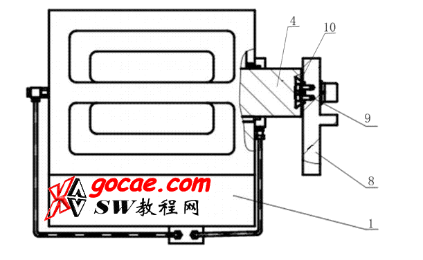 拉力试验机用双缸同步的液压夹紧装置设计