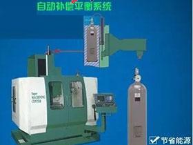 数控加工中心机床 Z 轴运动机构的平衡装置