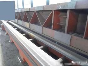 重型数控落地铣镗床的超长床身拼接技术及调整方法