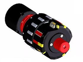 油缸深孔加工利器:刮削滚光刀