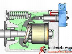 液压柱塞泵的核心制造技术:高精铜转子柱塞孔珩磨加工及调试方法