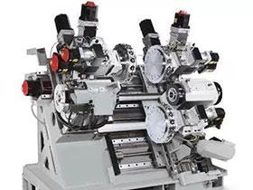 双主轴车铣复合加工中心结构设计