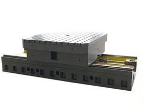 数控超重型回转工作台结构