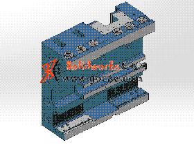 大型龙门数控机床横向溜板的导轨卸荷装置