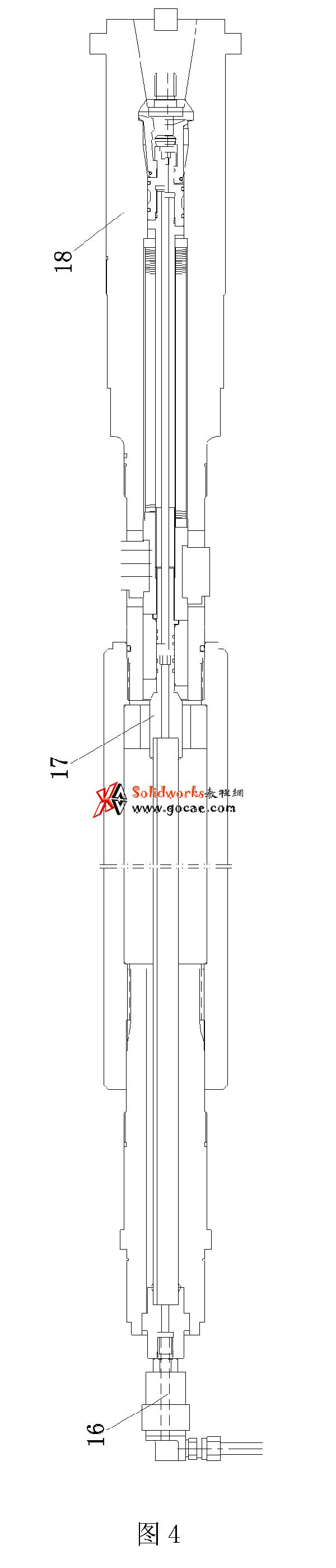 介绍一种数控龙门机床用的新型过滤冷却装置