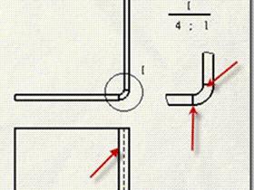 Solidworks工程图 #02 中相切时也显示实线怎么办?