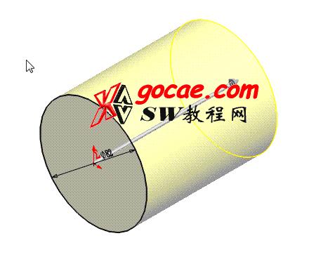 每日一练:#23 矩形花键 花键轴 gb/t 1144 solidworks建模画法