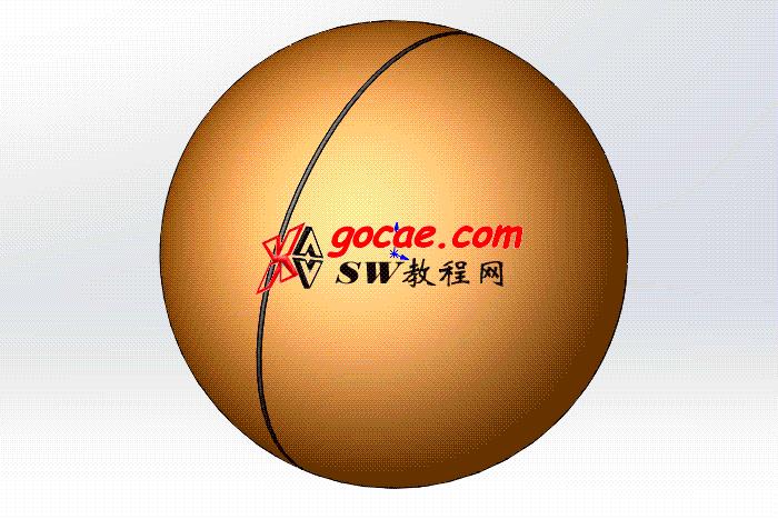每日一练:#29 篮球 solidworks建模画法
