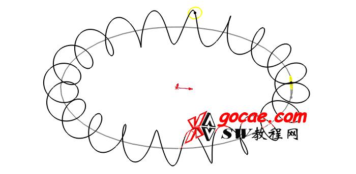 每日一练:#33 Solidworks中如何创建环形螺旋弹簧?