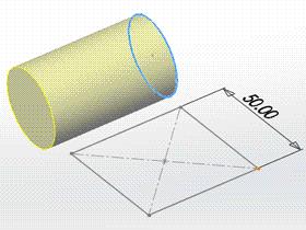 solidworks特征中的拉伸方向详细介绍