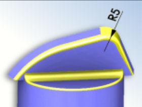 SW基本技术_01_圆角特征 原创配套视频 solidworks 指导教程