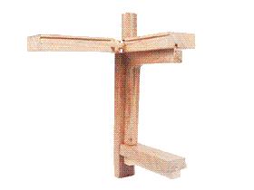 家具制作主要结构之榫卯结构三